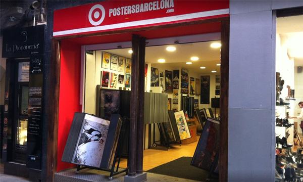 Tienda de pósters online