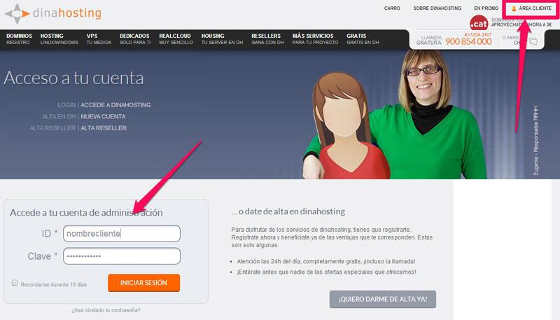 Publicar web Drupal o Magento