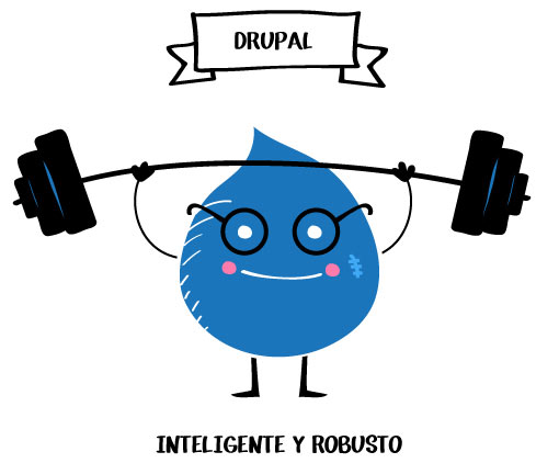 tecnologia Drupal