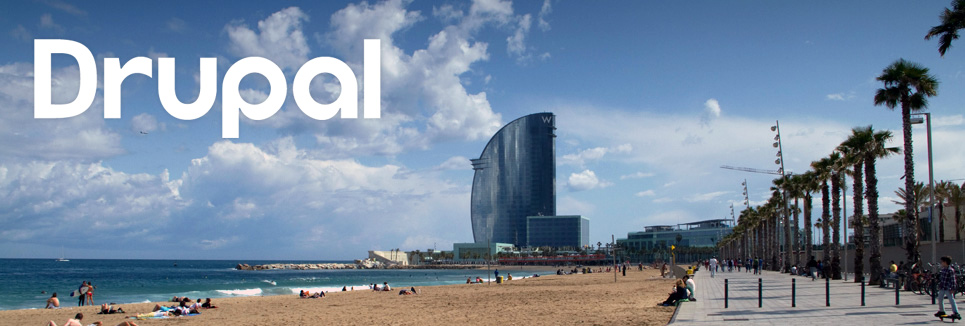 Drupal en Barcelona