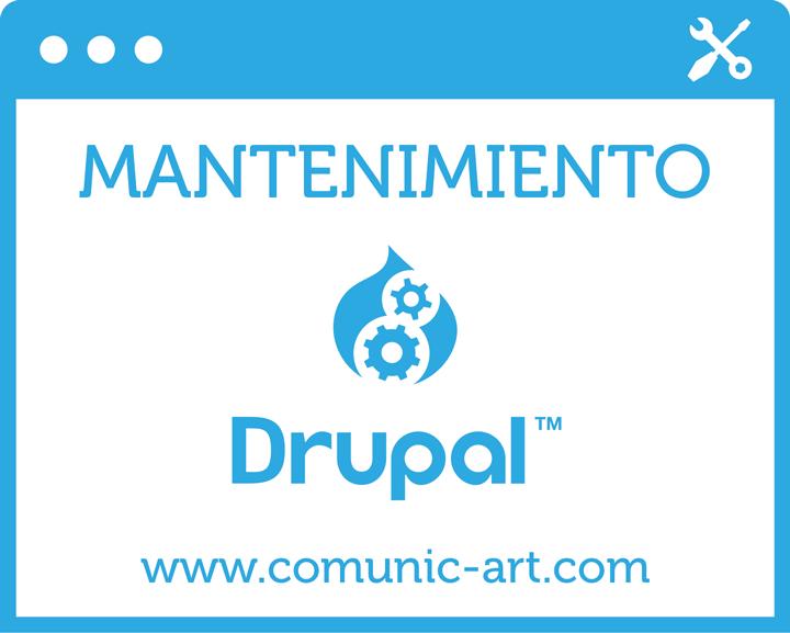 mantenimiento Drupal